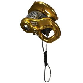 Wild Country Ropeman 2 Sicherungsgerät gold